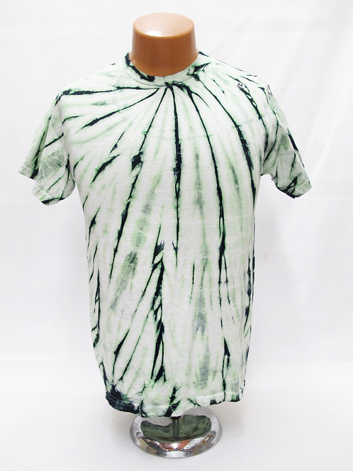 Dark Green Neck Spin Short/Long Sleeve T-Shirts ($25+up)
