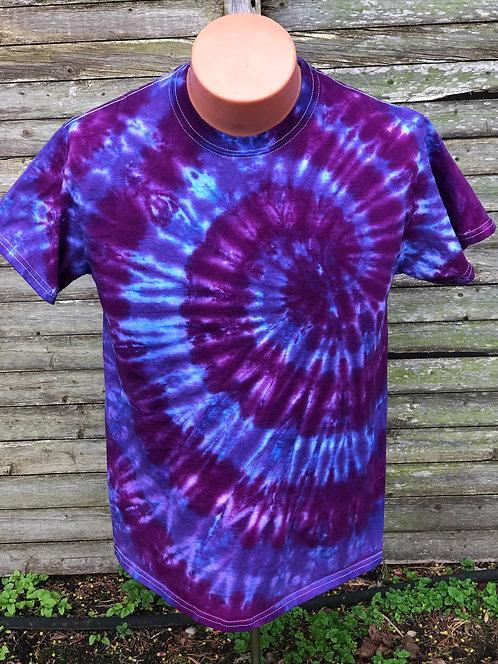 Purple Haze Heart Spin Short/Long Sleeve T-Shirts ($25+up)
