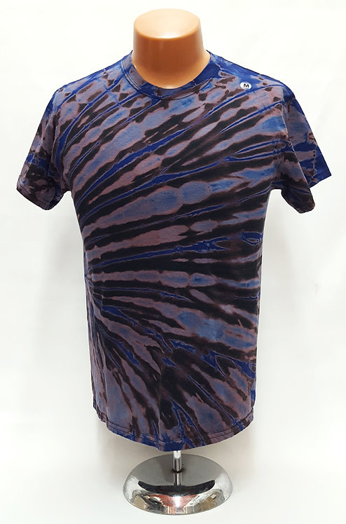 Royal-on-Black Side Spin Short/Long Sleeve T-Shirts ($25+up)
