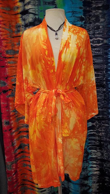 Sunburst Kimono ($75)