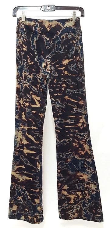 Black-On-Black Crumble Yoga Pants ($45+up)