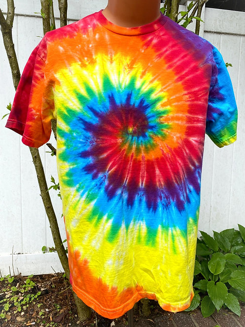 Classic Rainbow Spin Short/Long Sleeve T-Shirts ($25+up)