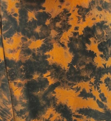 Orange-On-Black Crumble Short/Long Sleeve T-Shirts ($25+up)