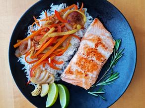 דג סלמון בסו-ויד