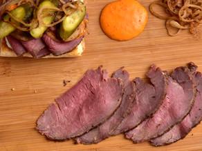 Beef Sirloin Tip Pastrami