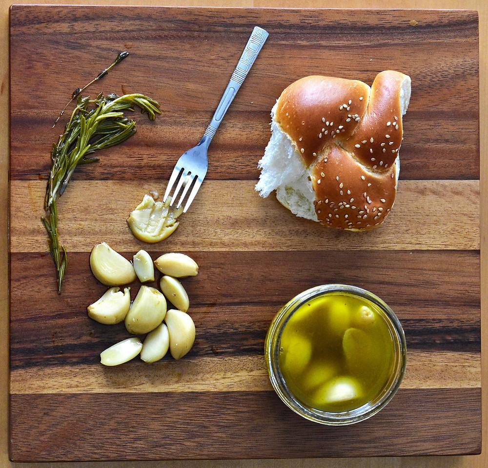 קונפי שום בסו-ויד - אחד הדברים הקבועים בכל אירוח
