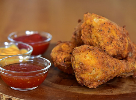 KFC עוף מטוגן נוסח