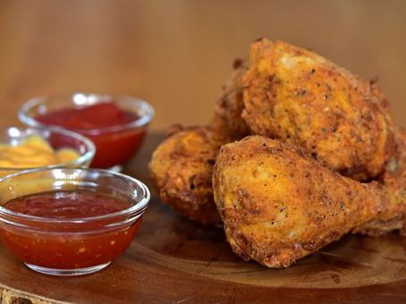 KFC עוף מטוגן נוסח בסו-ויד