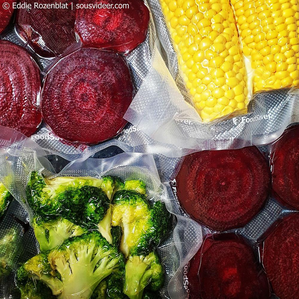 ירקות טריים בסו-ויד