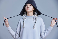 Dwang_Hybrid Garment_Glam Hoodie _6
