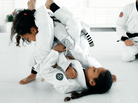 Guard Offense – Submissions – The Armbar