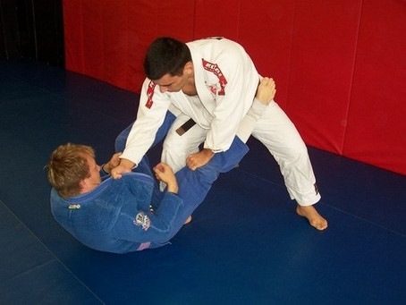 Closed Guard Concept – Squaring Up the Hips