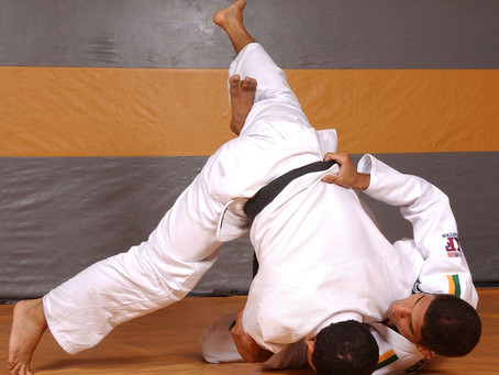 Guard Offense – Basic Butterfly Sweep
