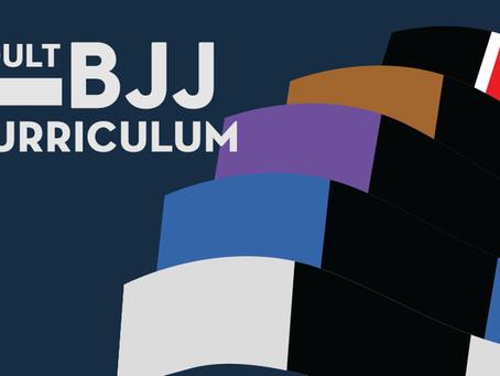 2019 AXT JIU-JITSU CURRICULUM REVIEW