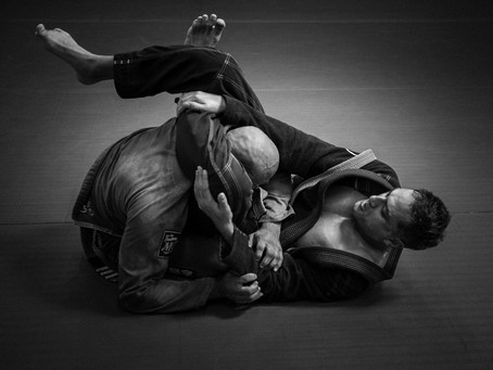 Guard Offense – Submissions – Triangle Choke