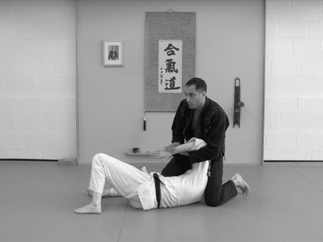 The Kimura: From White to Black Belt