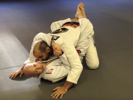 Posture Breaking – Bottom of the Closed Guard