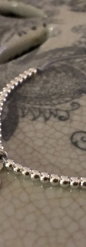 The 'eternal knot' bracelet