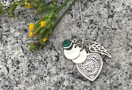 Beautifully designed for a meaningful necklace