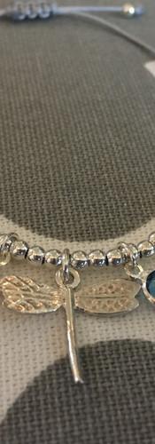 A very pretty string bracelet