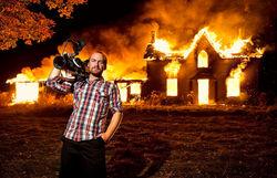 "Filming ""Neverlost"""