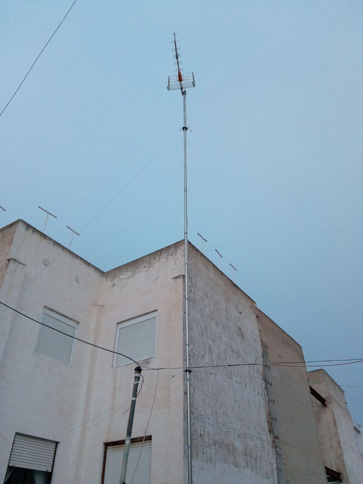 antenas television