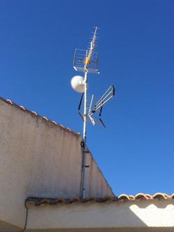 antenas comunitarias
