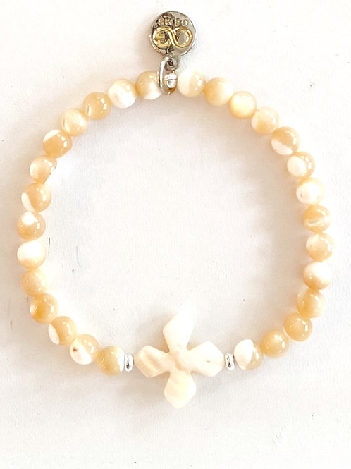 HOPE • MOTHER OF PEARL 6MM