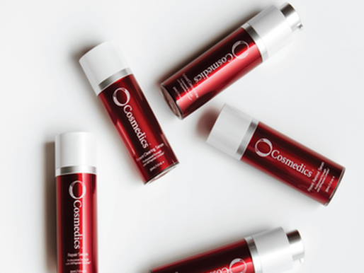 The O Cosmedics Serum collection