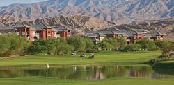 Indio Golf View