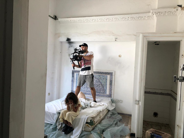 Mira Awad music video 4/9/18