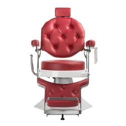 Mustache Barber Chair