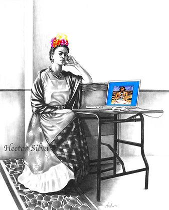 FaceBook Frida