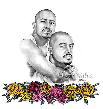 Enrique y Frank
