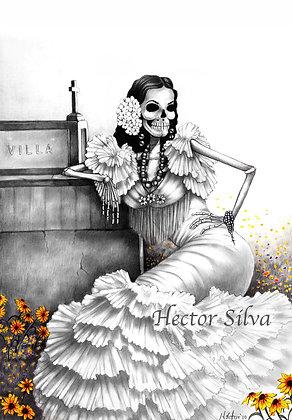 Pancho Villa's Grave