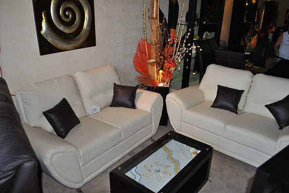 Sala Turin con 2 Love Seat