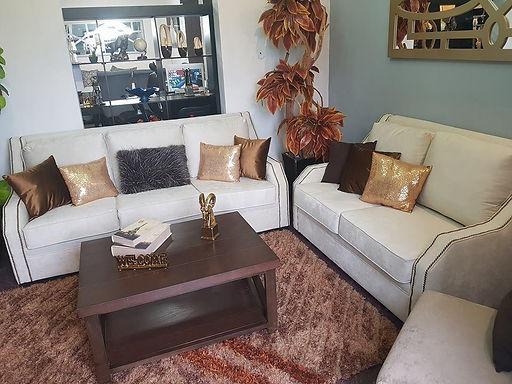 Sala DENIGRIS (Sofa y Love Seat