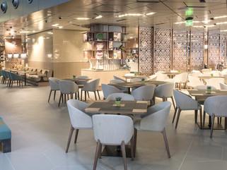Hamad International Airport PTC    Museum Shop & Café