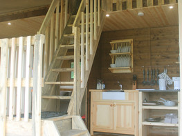 Inside Hawk Lodge
