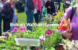 Sun 3rd May: BW Charity Garden Fair