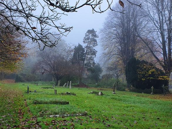 J Stiles: Churchyard 2.jpg