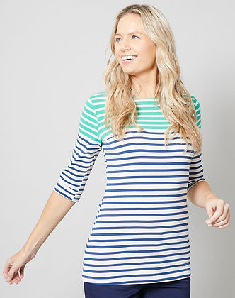 Lily and ME Striped TShirt
