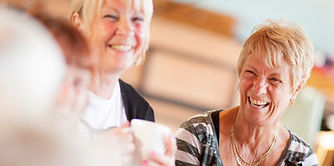 Tuesdays: Welcome Club for over 60s