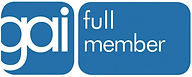 GAI Full Mamber logo