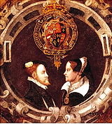 Mary Tudor and Philip of Spain.png
