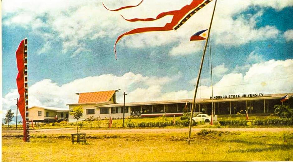 The Mindanao State University: A Historical Glimpse