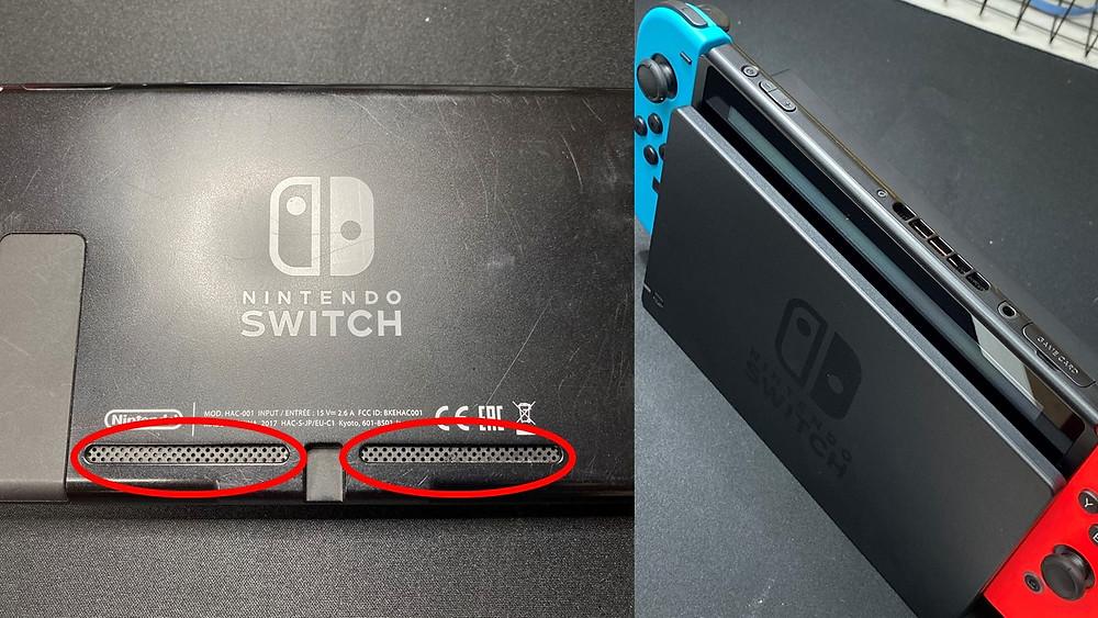 任天堂Switchのドックについて《iPhone 修理 パソコン 修理》