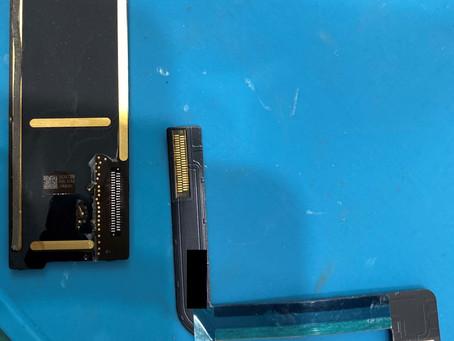 充電できないiPadの修理できます♪《iPhone修理 パソコン修理 高岡》