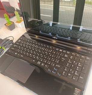 長期保証のノートパソコン