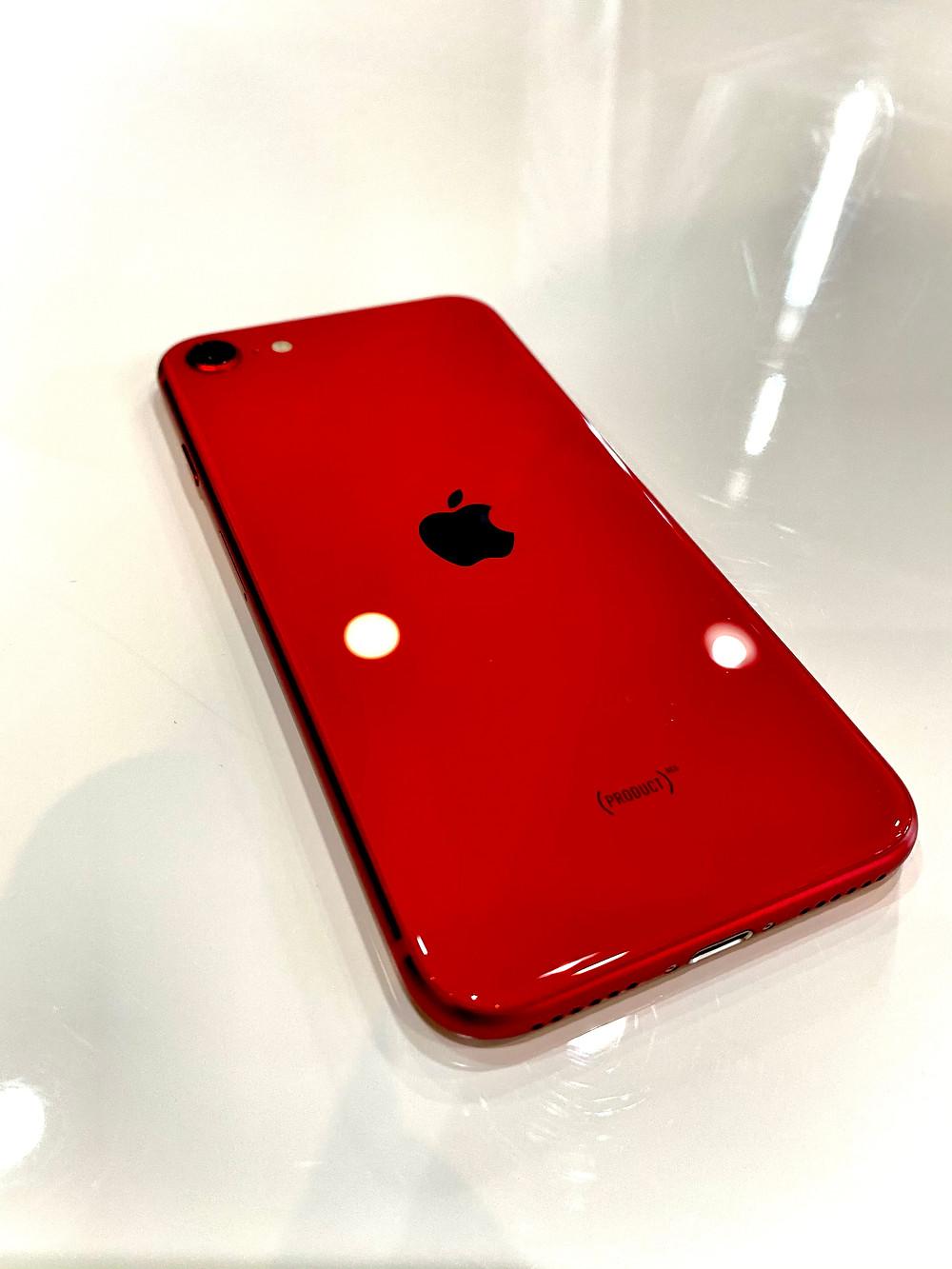 iPhoneSE2を買ったら即ガラスコーティング!